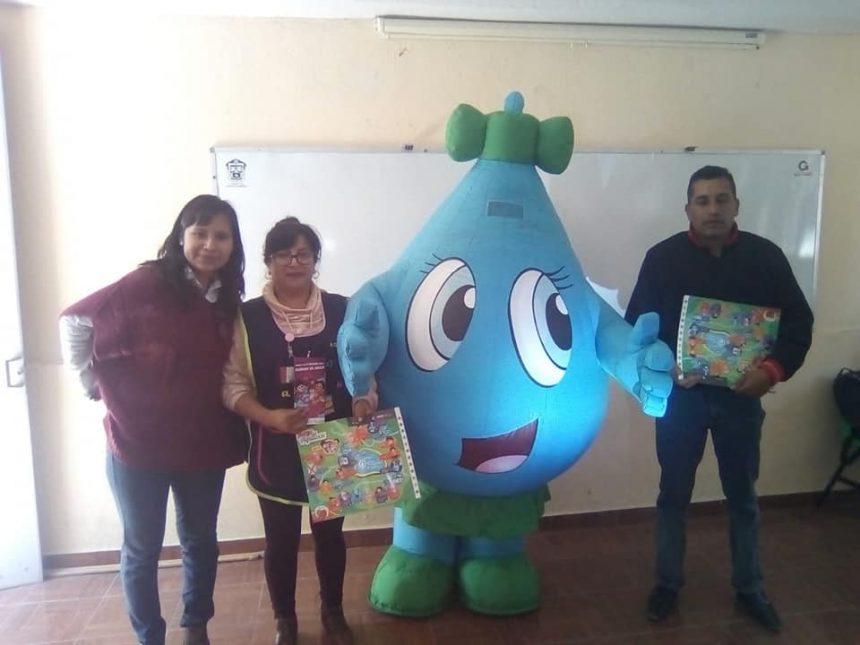 Platicas Cultura del Agua en Tlapanaloya